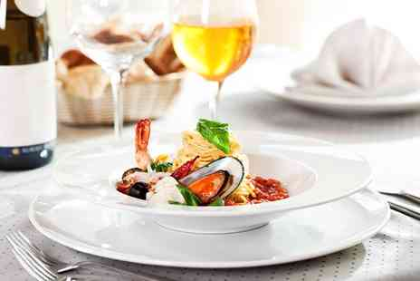 Villa Toscana - Three Course Italian Meal with Prosecco for Two or Four - Save 58%