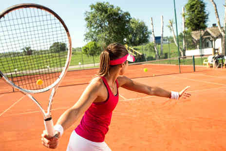 Grafton Tennis Academy - Three 60 minute adult tennis lessons - Save 70%