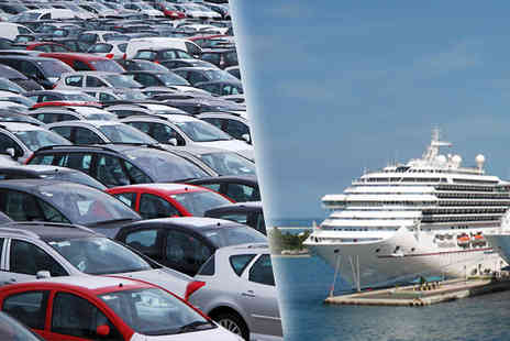 Looking4Parking -  Up to 20% Off Parking at Southampton Cruise Port or Dover - Save 0%