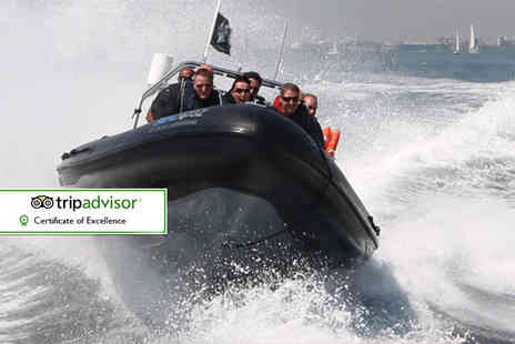 Seadogz - One hour RIB boating experience - Save 60%