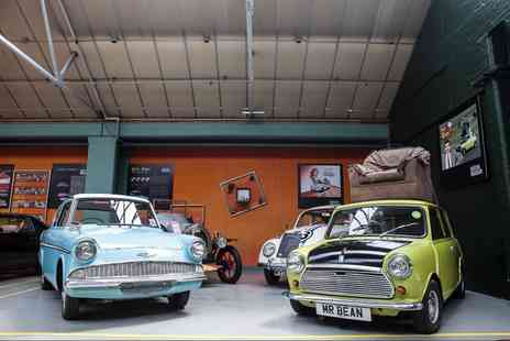 London Motor Museum - Child ticket to the London Motor Museum - Save 53%
