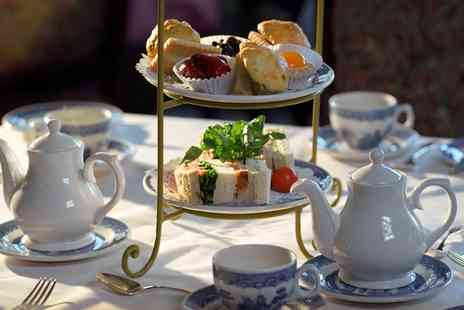 Danubius Hotel - Pimms Afternoon Tea for Two - Save 0%