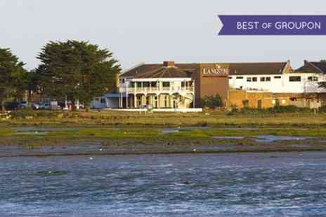 The Langstone - One or Two Nights For 2 With Breakfast and Leisure Access - Save 0%