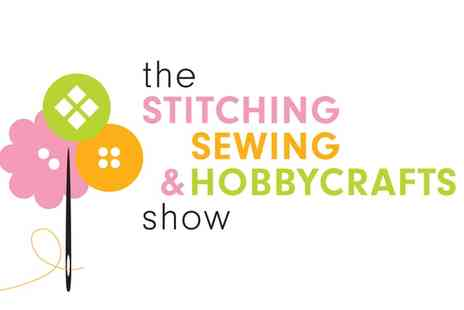 ICHF - Adult Day Ticket to the Stitching, Sewing and Hobbycrafts Show, EventCity, 8 To 10 September - Save 50%