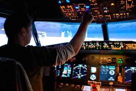 iPilot - Flight Simulator Experience - Save 61%
