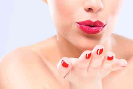Moey Beauty - Gel Manicure, Pedicure or Both - Save 0%