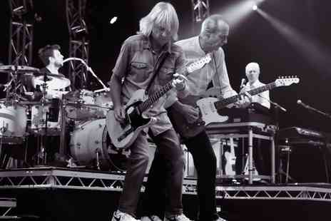 Alchemy Promotions - Seated Ticket to See Status Quo On 27 August - Save 0%