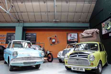 London Motor Museum - Adult, child or family ticket to London Motor Museum - Save 47%