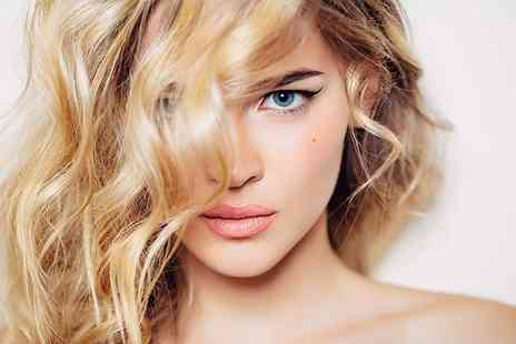 Icons - Colour or Half Head Highlights with Conditioning Treatment and Finish - Save 64%