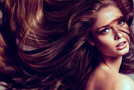 HAIRDRESSING STATION - Wash, Cut and Blow Dry with Optional Half Head of Highlights - Save 51%