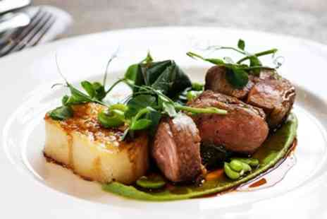 Rudding Park - Award Winning 3 Course Meal for 2 - Save 44%