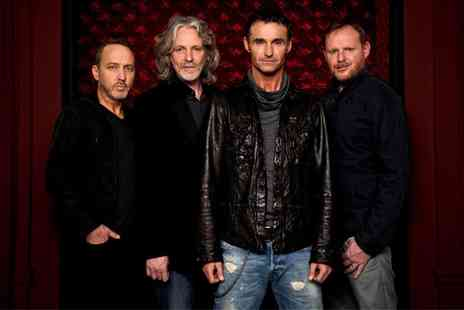 Cuffe and Taylor - Wet Wet Wet at Concerts By The Lake on 29 July at 5 p.m - Save 50%