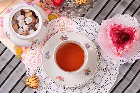 Down to Earth - Afternoon Tea for Two - Save 0%