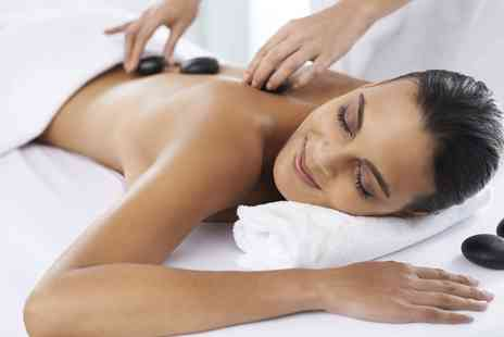 Fareham Health & Beauty - One Hour Hot Stone Massage or Facial with Scalp Massage - Save 0%