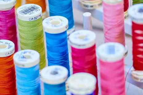 ICHF Events - Ticket to the Stitching, Sewing & Hobbycrafts Show from 8th to 10th September - Save 50%