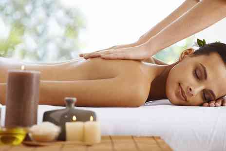 Beauty Lounge - Pamper Package for Two - Save 55%