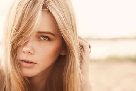 Jackie & Co Kilburn - Half head highlights or full head tint, wash, cut and blow dry with conditioning treatment - Save 77%