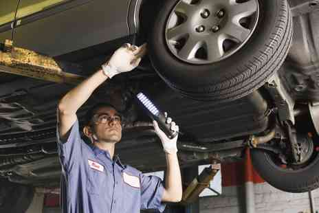 Barrack rd tyres - 54 Point Car Service with Optional Oil and Filter Change - Save 77%