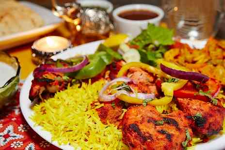 The Cinnamon Lounge - All You Can Eat Indian Buffet for One or Two - Save 17%