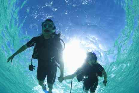 Clubsub Diving Club - PADI Discover Scuba Diving Experience for One or Two - Save 50%