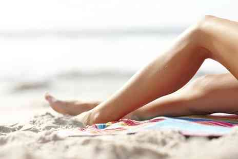 Nirvana Beauty and Tanning - Full Leg, Bikini, Underarm or Eyebrow Wax - Save 28%