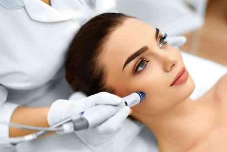 Allure Aesthetic Clinic - One or Three Microdermabrasion Sessions Plus Skin Scan - Save 69%