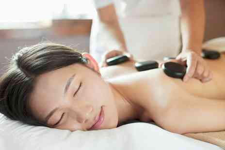 So Be Hair & Beauty - Hot Stone Massage or Facial or Both - Save 32%