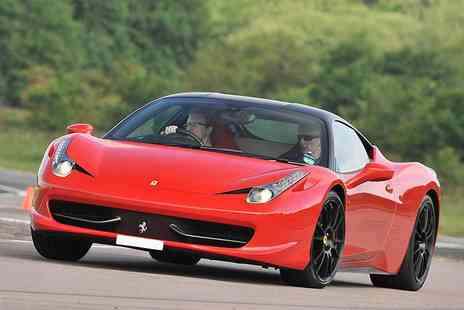 Activity Superstore - Up to 1½ hour supercar driving experience - Save 36%