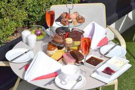 Park Grand London Lancaster Gate - Chocolate Afternoon Tea for Up to Four with Optional Rose Champagne - Save 0%