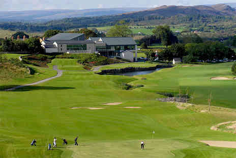 Castle Dargan Golf CLub - One or Two night stay for two with breakfast, spa treatment or round of golf - Save 66%
