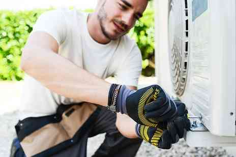 CRT Air Conditioning Services - Air Conditioning Maintenance for Up to Three Units - Save 78%