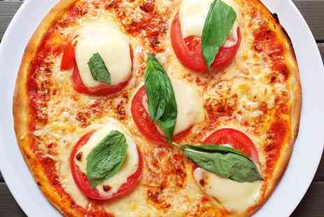 Max Italia - Pizza or Pasta for Two or Four - Save 0%
