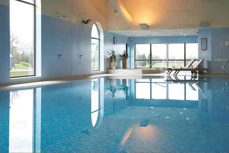 De Vere Staverton Park - Overnight break for two including a three course dinner, breakfast, spa access and late check out - Save 37%