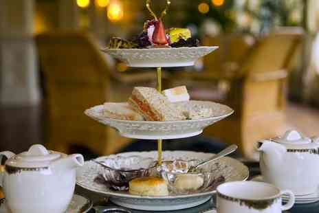 The Willow Branch Whitby - Afternoon Tea with an Optional Glass of Prosecco for Two or Four - Save 0%