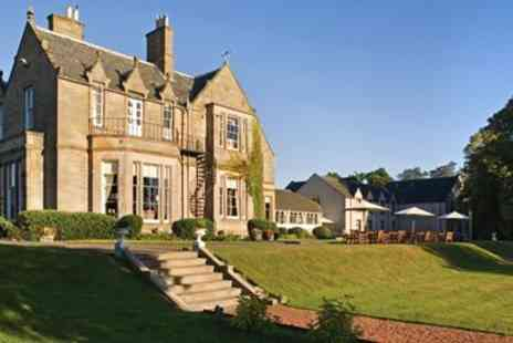 Norton House Hotel - Top Rated Spa Day including Massage, Facial & Afternoon Tea - Save 44%