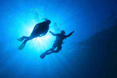 DiveMania Scuba - PADI Open Water Referral Course for One or Two - Save 68%