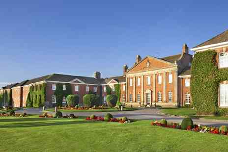 Mottram Hall - Macclesfield Spa Day including Treatments & Afternoon Tea - Save 42%