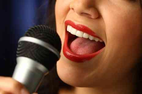 ATL Music Tuition - Up to Three One Hour Vocal Tuition Sessions - Save 53%