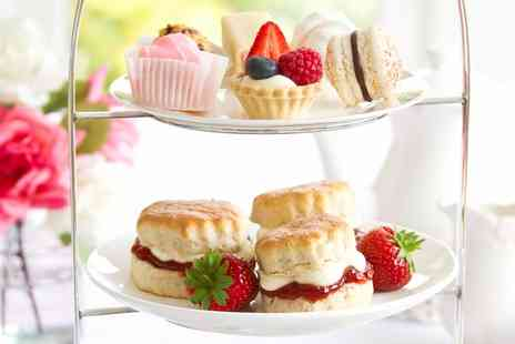 Dillons Tea House - Afternoon Tea with a Floristry Workshop - Save 0%
