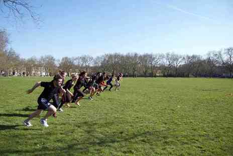 Army Bootcamp Fitness - 10 army bootcamp sessions in Highbury Fields - Save 80%