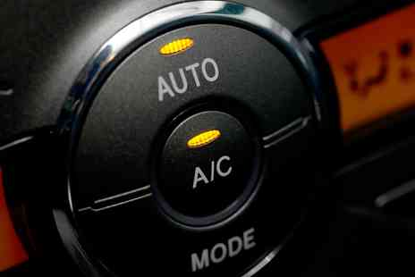 Ultimate Body Shop - Air Conditioning Re-Gas Service - Save 0%