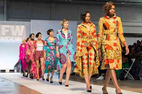 Africa Fashion Week - Africa Fashion Week London, 9 To 10 September - Save 0%
