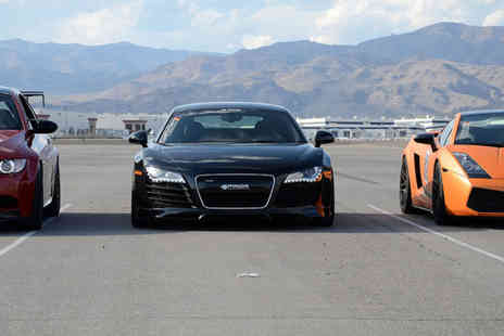 Buyagift - Supercar driving blast experience with a high speed passenger ride - Save 0%