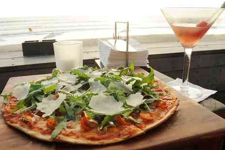 Dirty Blonde - Pizza and Cocktail for Two or Four - Save 52%