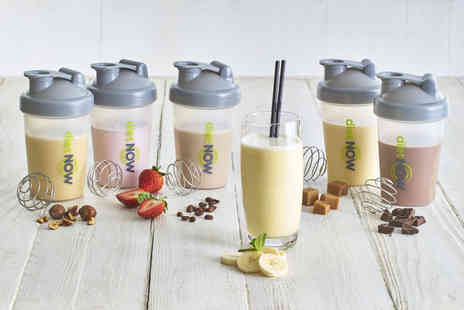 Diet Now - Four, eight or 12 week 5:2 diet shake bundle - Save 46%