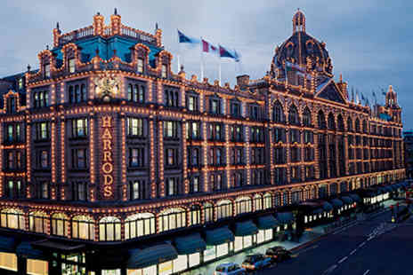 Harrods - Cream Tea for Two - Save 0%