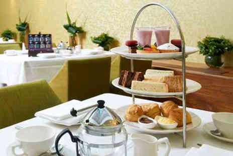 The Hilton - Cocktail Afternoon Tea for Two - Save 30%