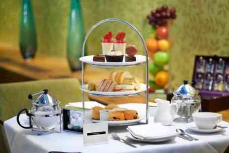 The Hilton - Chocolate Lovers Afternoon Tea for Two - Save 26%