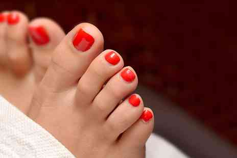 Da Silva Hair and Beauty Salon - Pedicure - Save 0%
