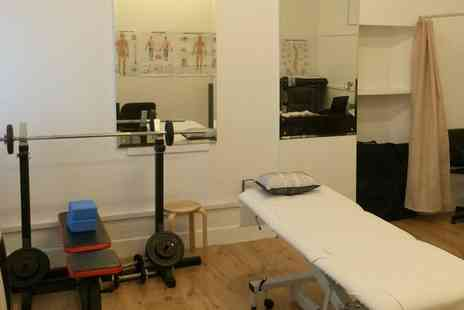 Bank Street Wrexham Osteopath - Osteopathic Consultation and Treatment - Save 0%